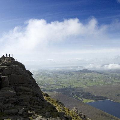 Mountains in Ireland