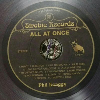 """Phil Keaggy - """"All At Once"""""""