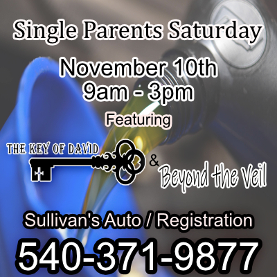 Sullivans Auto Trading >> Single Parent Saturday Gods Love Never Fails